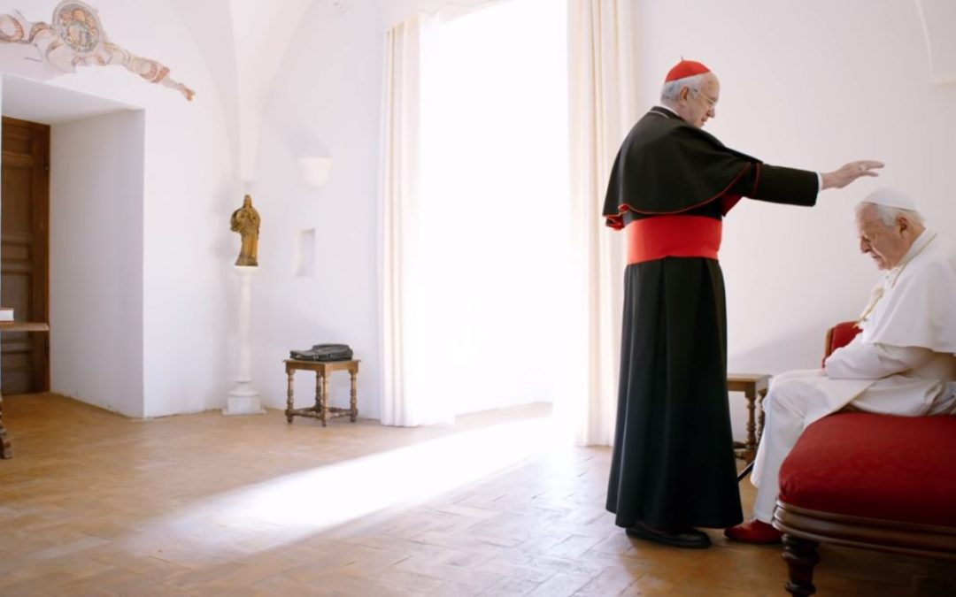 The Two Popes: liefdevolle verfilming van tegenstellingen